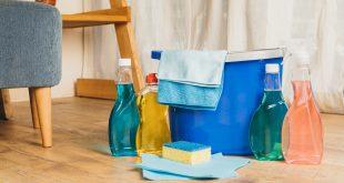 Sparen beim Putzen